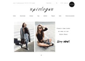 epiclogue-official.com