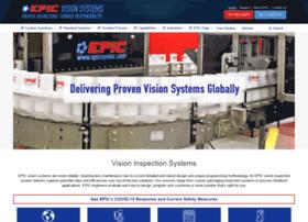 epicmachinevision.com