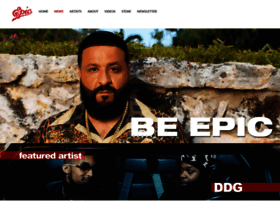 epicrecords.com