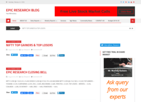 epicresearchblog.com