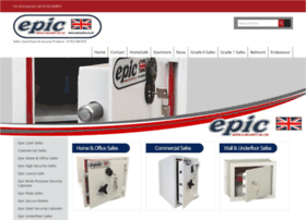 epicsafes.co.uk