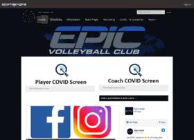 epicvball.com