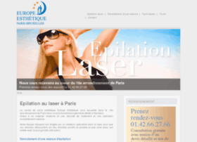 epilation-au-laser-paris.fr