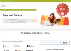 epiphone-guitars.com