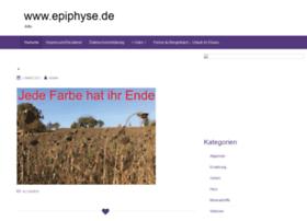epiphyse.de