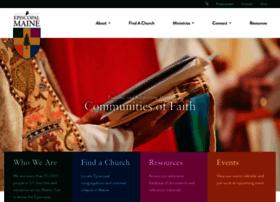 episcopalmaine.org