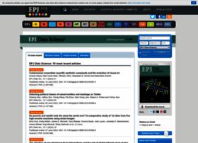 epjds.epj.org