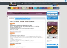 epjqt.epj.org