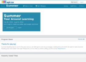 epl-summer-2014.bibliocommons.com