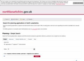 eplanning.northlan.gov.uk