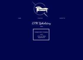 epmupholstery.co.uk