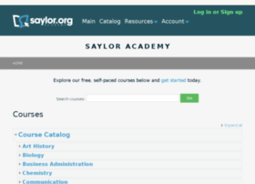eportfolio.saylor.org