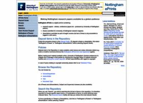 eprints.nottingham.ac.uk