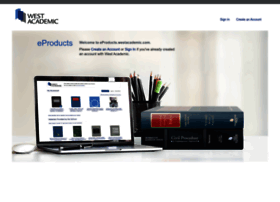 eproducts.westacademic.com