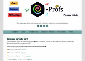 eprofs.fr
