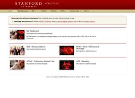 eprotocol.stanford.edu