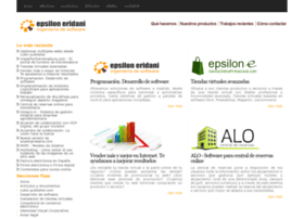 epsilon-eridani.com