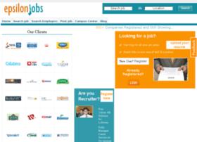 epsilonjobs.com