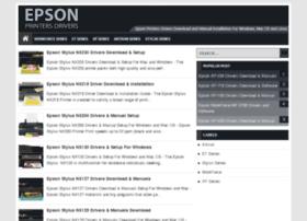 epsonprintersdrivers.com