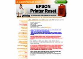 epsonreset.com