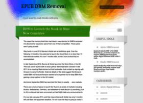 epubdrmremoval.wordpress.com