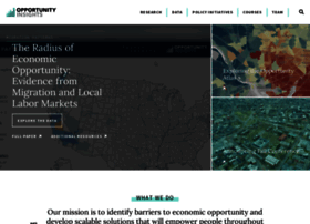 equality-of-opportunity.org