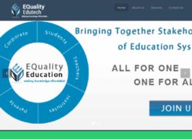 equalityedutech.com