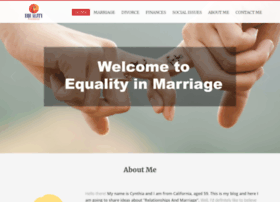 equalityinmarriage.org