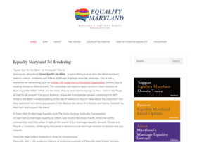 equalitymaryland.org