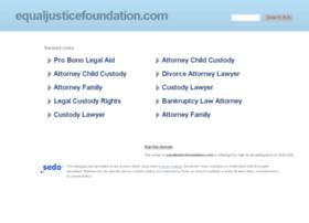 equaljusticefoundation.com