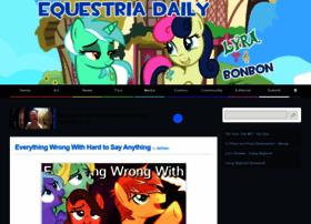 equestriadaily.com