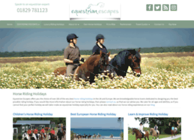 equestrian-escapes.com