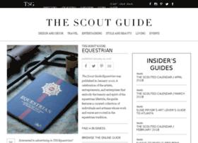 equestrian.thescoutguide.com