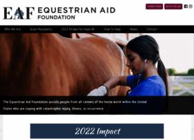 equestrianaidfoundation.org