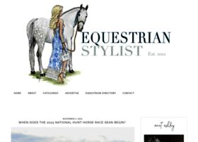 equestrianstylist.com