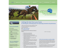 equineosteopath.co.uk