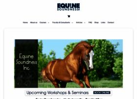 equinesoundness.com