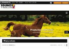 equinosymascotas.com