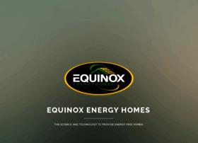 equinoxenergyhomes.com