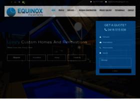 equinoxhomes.com.au