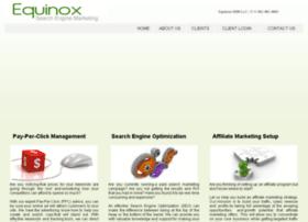 equinoxsem.com