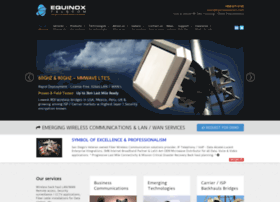 equinoxtelecom.com