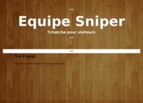 equipe-sniper.com