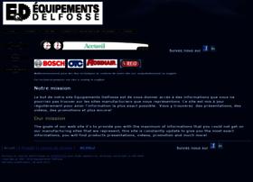 equipementsdelfosse.com