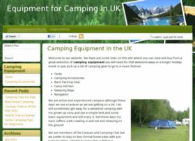 equipmentforcamping.co.uk