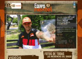 equipodakarnextel.com