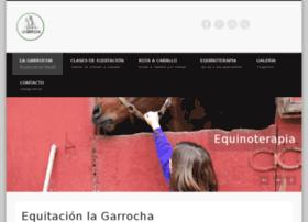 equitacionlagarrocha.es