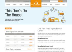 equity.utahfirst.com