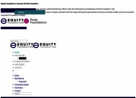 equityfoundation.org