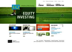 equityintelligence.com